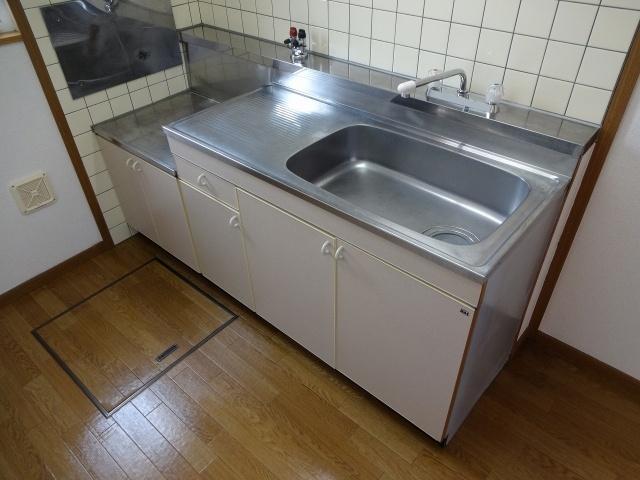 【キッチン】ドリームハウス