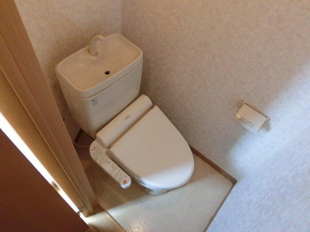 m&mステータス国分 トイレ