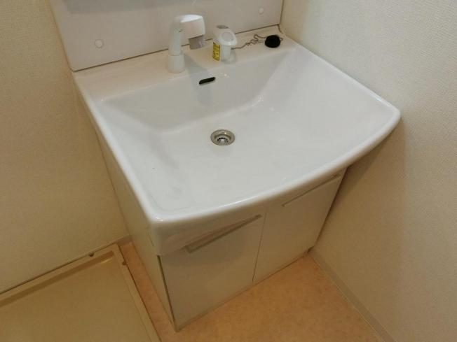 メゾンドュポルテマイヨ 独立洗面台