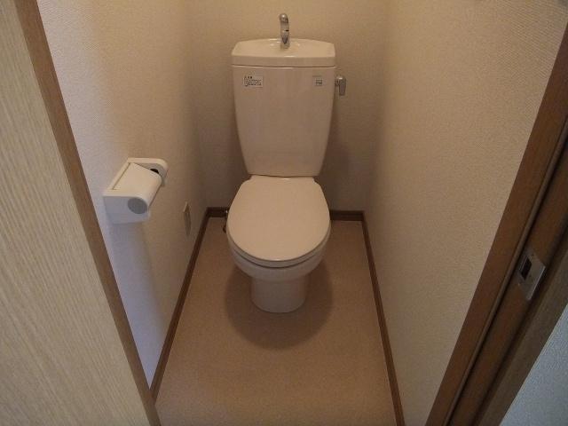 スッドパラグレッソ トイレ