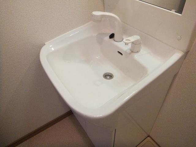 ノルドパラグレッソ 独立洗面所
