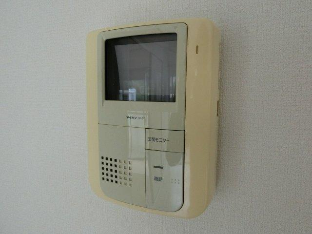 コーポ柏原 (テレビモニターホン)