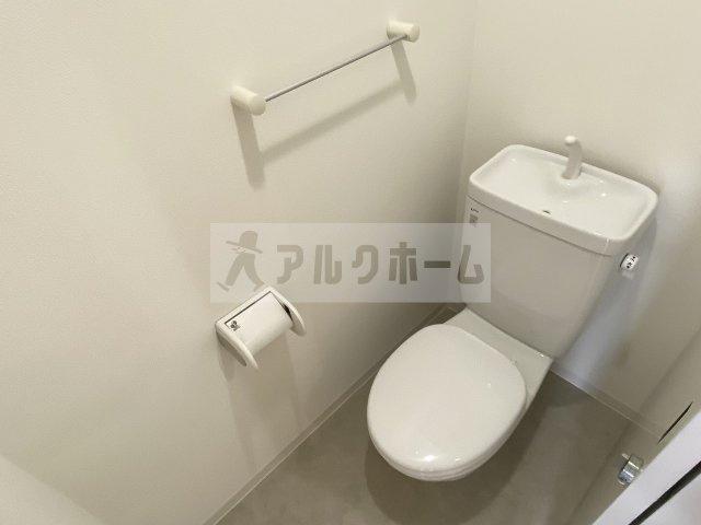 【トイレ】ヴァイスハイム