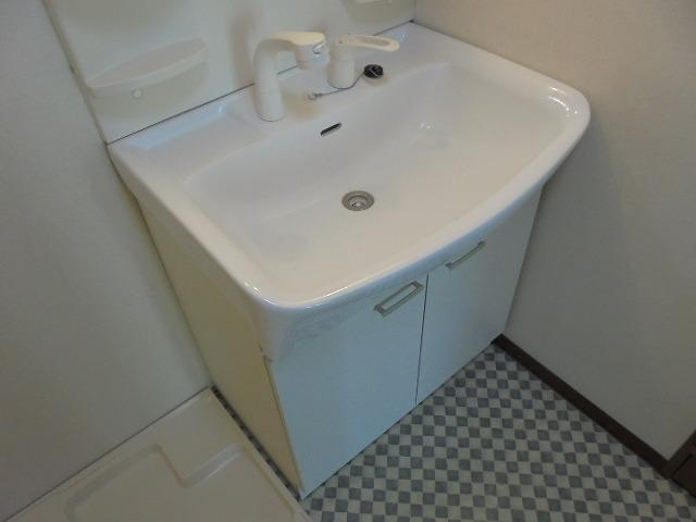 Y's(ワイズ)ハウス 独立洗面台