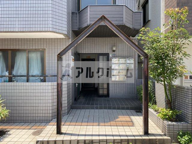 【エントランス】ローレルハイツ