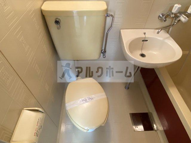オレンジハウス1 おトイレ
