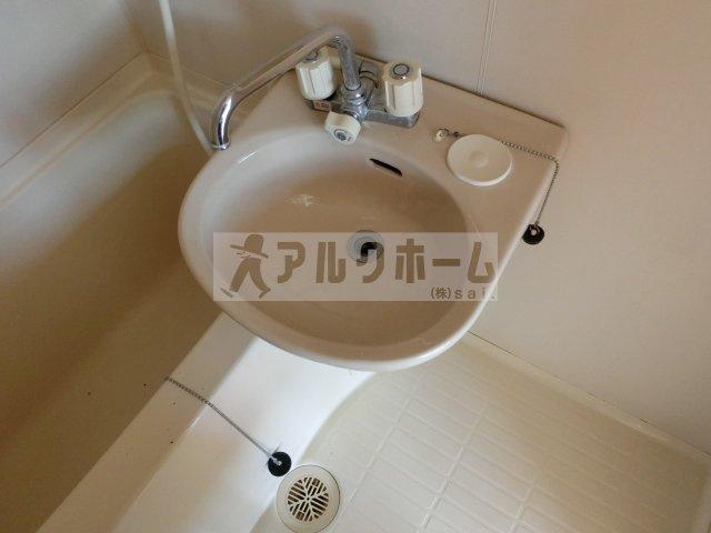 メゾン国分(河内国分駅 ワンルーム) 洗面台