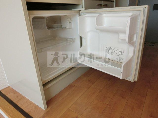 メゾン国分(河内国分駅 ワンルーム) 冷蔵庫