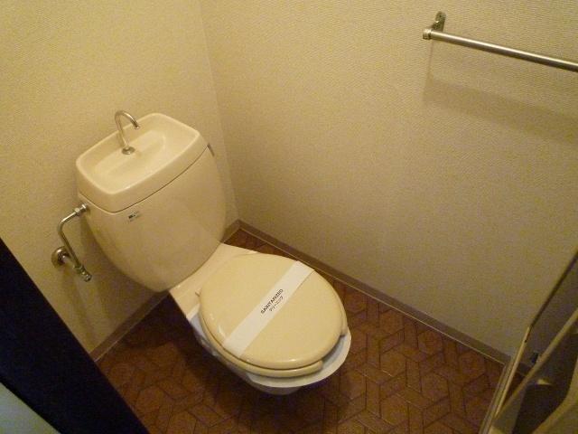 【トイレ】メゾン四方