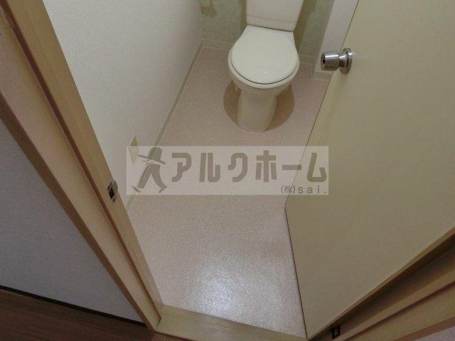 パティオ国分(柏原市国分市場) お手洗い
