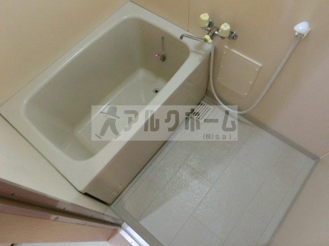 パティオ国分(柏原市国分市場) 浴室