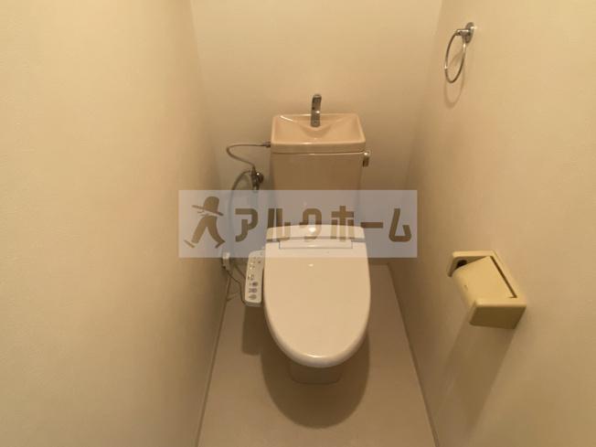 カーザdiポルタ(柏原市国分西) お手洗い