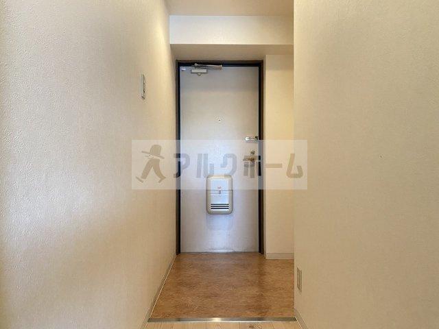 カーザdiポルタ(柏原市国分西) 玄関