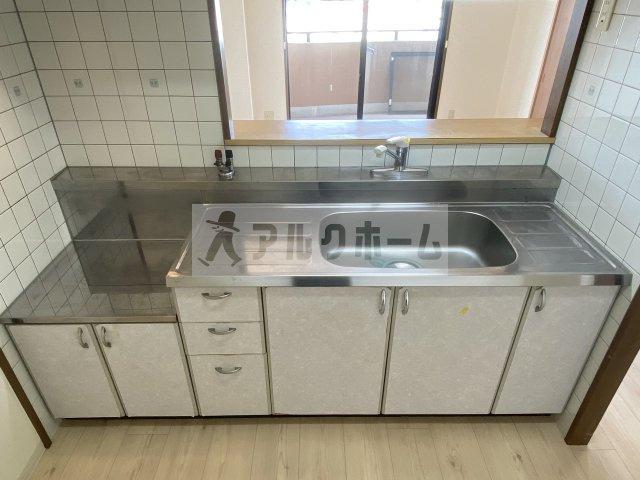カーザdiポルタ(柏原市国分西) キッチン