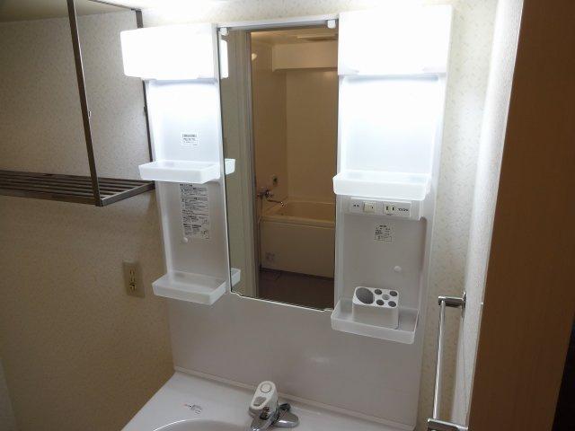 【独立洗面台】第2泰山ハイツ
