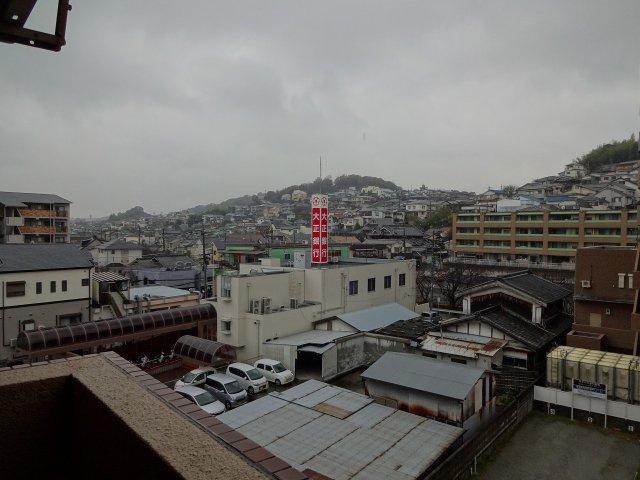 【展望】第2泰山ハイツ