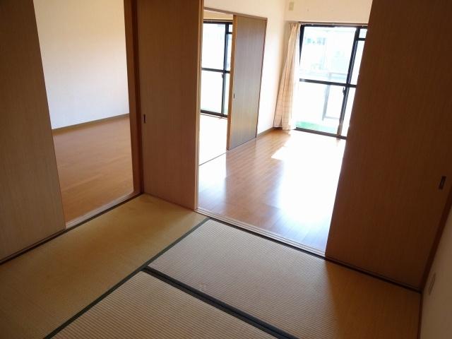 【和室】フローラルマンション