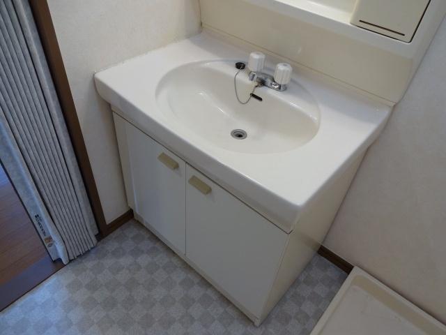 【独立洗面台】フローラルマンション