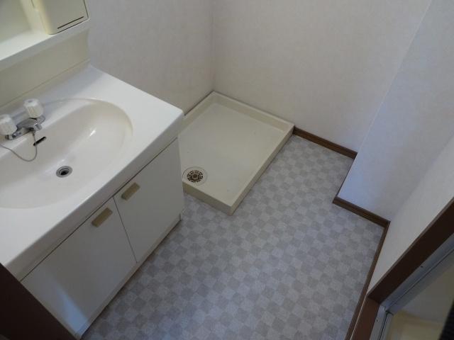 【洗面所】フローラルマンション