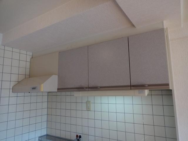 【キッチン】フローラルマンション
