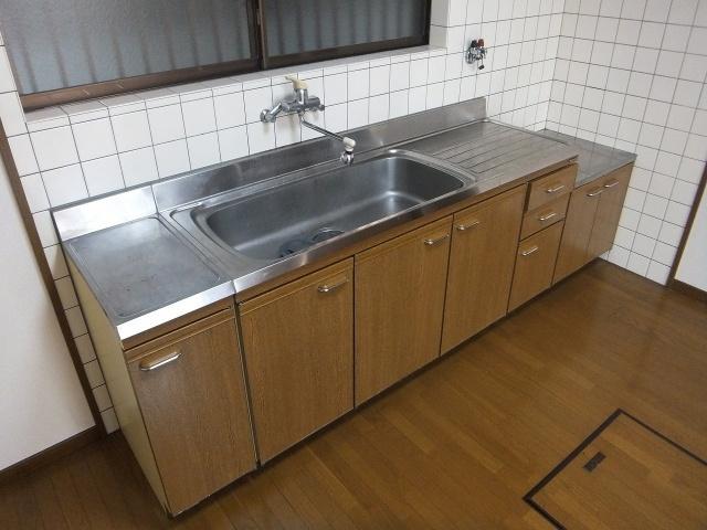 【キッチン】杉田ハイツ