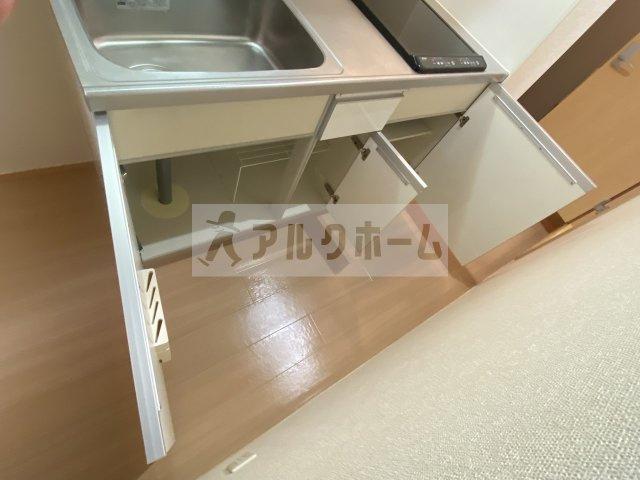 エスポワールB(柏原市片山・河内国分駅) キッチン