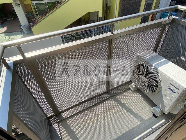 エスポワールB(柏原市片山・河内国分駅) エアコン