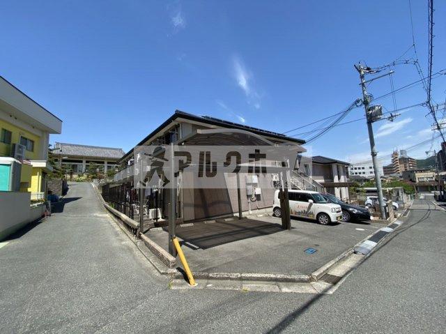 エスポワールB(柏原市片山・河内国分駅)