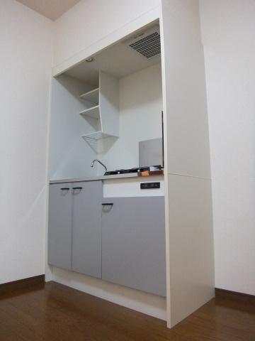 アンプルールフェールリアライフ(調理スペース有キッチン)