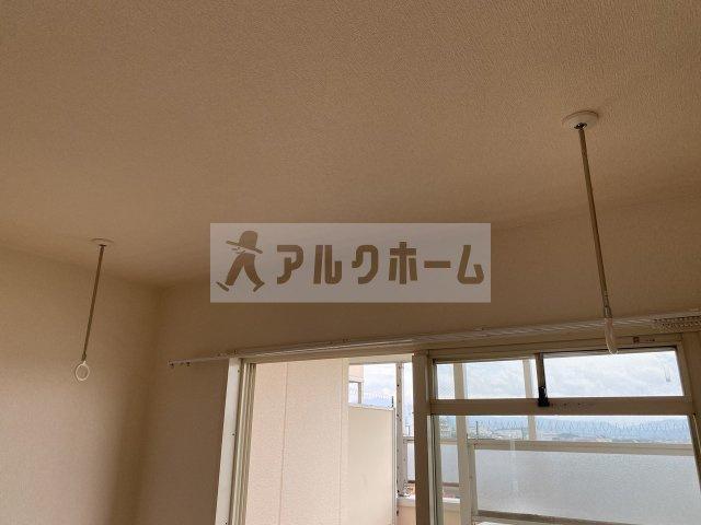 ハイネス石川(河内国分駅・道明寺駅) 室内物干し