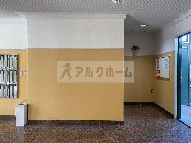 ハイネス石川(河内国分駅・道明寺駅) ロビー