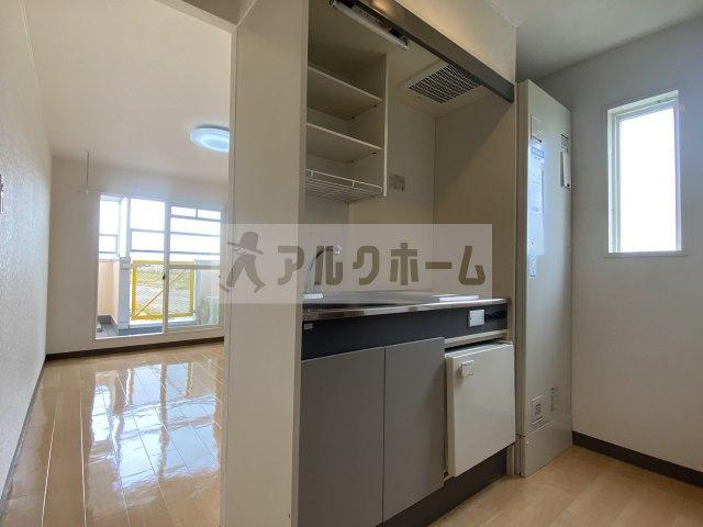 ハイネス石川(河内国分駅・道明寺駅) キッチン
