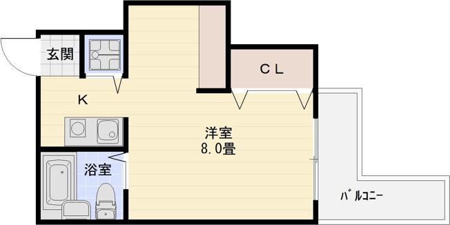 ハイネス石川(河内国分駅・道明寺駅)