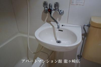 【洗面所】バーバリーCOAST