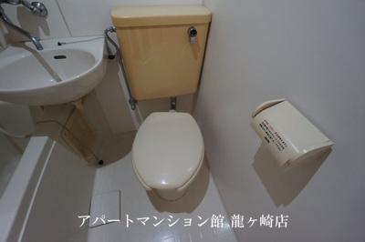 【トイレ】バーバリーCOAST