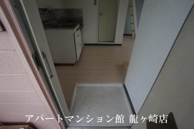 【玄関】バーバリーCOAST