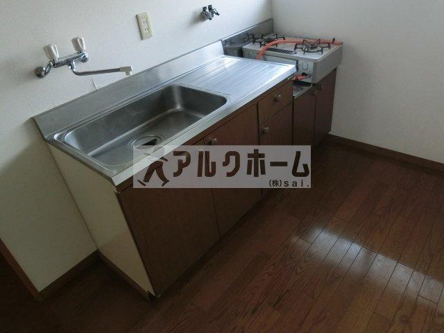 マンション完洋荘 キッチン