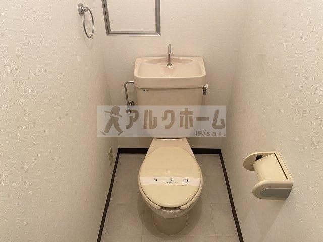 パラシオン旭ヶ丘 (洋室 6畳)