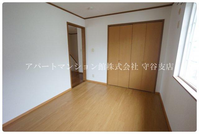 【寝室】アクティ・ヤマサB