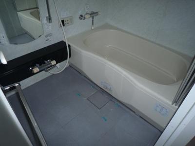 【浴室】富士林プラザ大日参番館