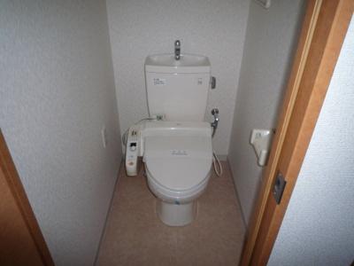 【トイレ】富士林プラザ大日参番館