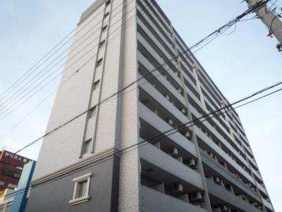 【外観】UURコート大阪十三本町