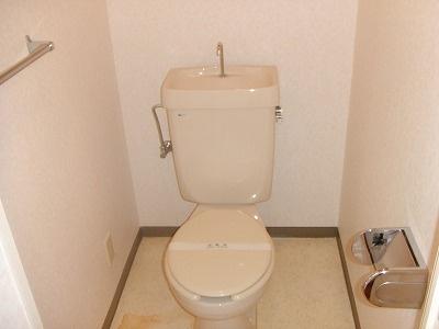 【トイレ】ハイツにしわだに