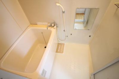 【浴室】メュールパレ松本 Ⅰ