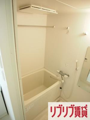 【浴室】クリスタル