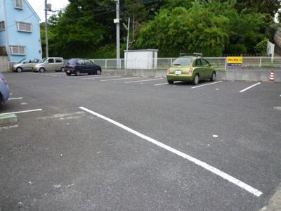 【外観】マクタハイム駐車場