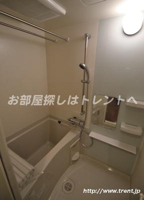 【浴室】ルリオン初台