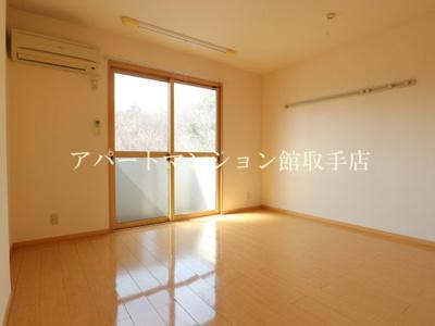 【居間・リビング】グリーンパレスHIROSE壱番館