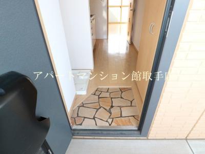 【玄関】グリーンパレスHIROSE壱番館
