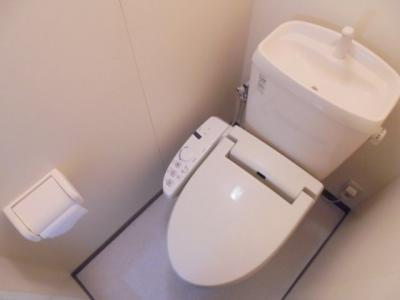 【トイレ】あけぼのSSビル